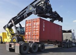 empilhadeira container