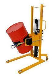 empilhadeira manual gira tambor preço