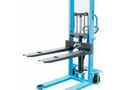empilhadeira hidráulica manual de elevação elétrica