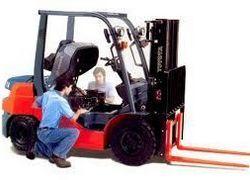 manutenção em empilhadeiras