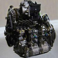 motor para empilhadeiras