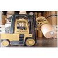 Empilhadeira compacta carga pesada