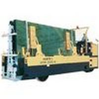 Empilhadeira sistema de transporte de vidros