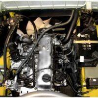 Motores Elétricos para Empilhadeiras