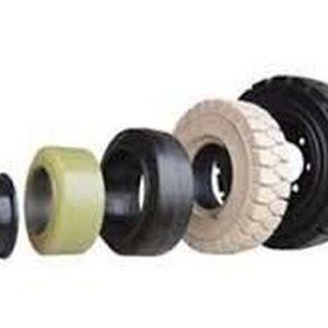 revestimento de rodas de empilhadeira