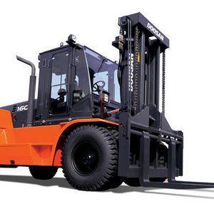 empilhadeira diesel usada preço