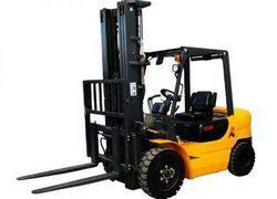 empilhadeira lateral diesel ou gás