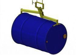 empilhadeira entornador de tambor