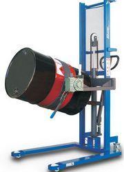 empilhadeira transporte de tambor