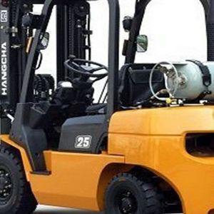 empilhadeiras de contrapeso a combustão glp 5 toneladas