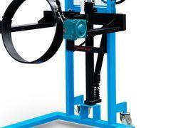 empilhadeira hidráulica semi elétrica