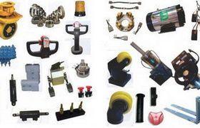 peças para empilhadeira usada