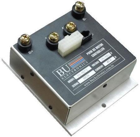 Controlador de empilhadeira elétrica