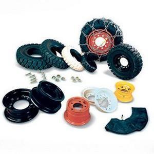 Fornecedores de pneus para empilhadeira
