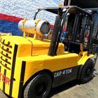 Empilhadeira de combustão de Alta Capacidade H170 360HD