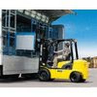 Empilhadeira contrabalançada diesel