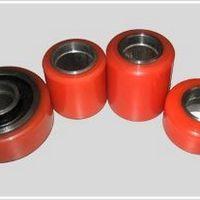 Revestimento de poliuretano em rodas de empilhadeiras elétricas